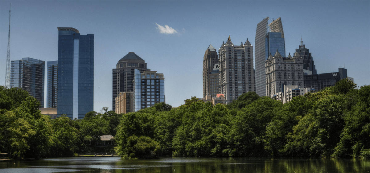 Located in the heart of Midtown, Atlanta